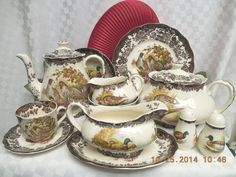Royal Worcester Palissy Game Bird China Dinnerware Collection From $13.99-$179.9 #RoyalWorcesterPalissy