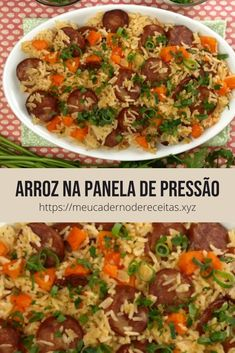 Pasta, Fried Rice, Ethnic Recipes, Pressure Cooker Rice, Alcoholic Drink Recipes, Quick Recipes, Tasty Food Recipes, Delicious Recipes, Yummy Recipes