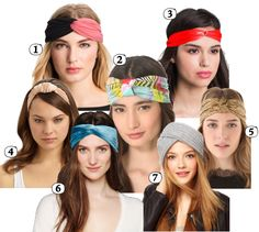 On Trend: Turbans