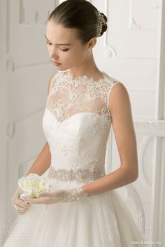 Aire Barcelona Vintage 2014 Bridal Collection - Lace Wedding Dresses | Wedding