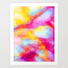 Drift 1 Art Print by Jacqueline Maldonado - $18.00