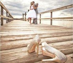 Magnifique photo de mariage