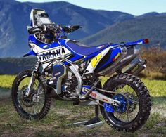 2014 Yamaha YZ 450F Rally