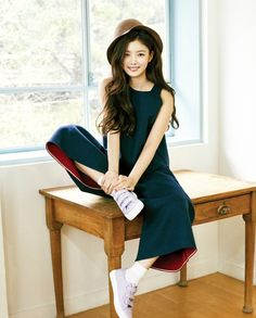 Talented korean actress Kim Yoo Jung (김유정)