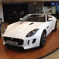 Jaguar F-Type, is it just me that really wants one of these beasts?