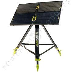 Goal Zero Boulder 15 Solar Panel Quad Kit