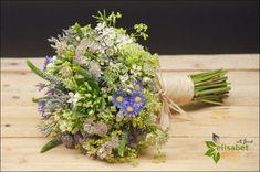 Boda silvestre, trigo y lavanda   Elisabet Arte Floral Blog