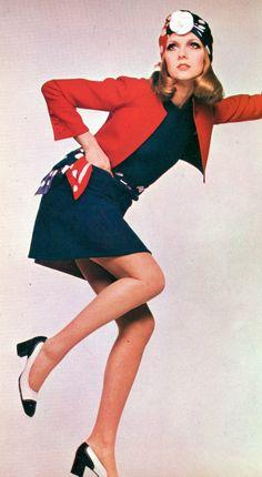 Willy van Rooy wearing Yves Saint Laurent 1968