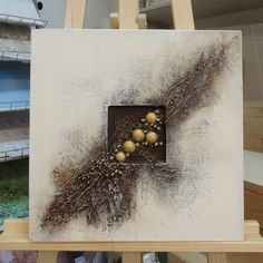 Obrazy w technice Powertex   Sklep plastyczny Art & Hobby Studio