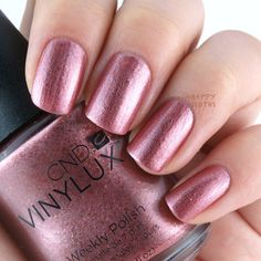 CND Vinylux Spring 2016 Art Vandal Collection: Review and Swatches Shellac Colors, Nail Polish Colors, Manicure And Pedicure, Gel Nails, Manicure Ideas, Pedicures, Nail Ideas, Cnd Vinylux, Skincare Blog