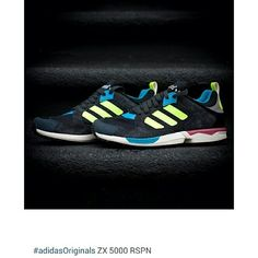 new product e91ff 768c3 Adidas Originals ZX 5000 RSPN Tenis, Colores, Zapatillas Adidas, Reebok, Adidas  Originales