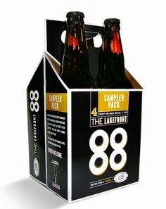 Lakefront Brewery's 88 Packaging