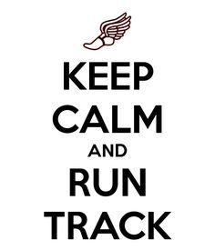 Run track!!