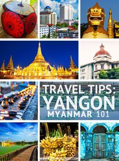Yangon Myanmar: Trip Report and Travel Tips – What to Expect, Where to Stay, What to Pack and How to Get Around // http://www.kohsamuisunset.com/first-time-to-myanmar-a-yangon-trip-report/