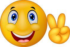 Cute smile emoticon icons vectors set 01