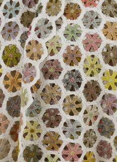 Sophie Digard - Flower hexagons