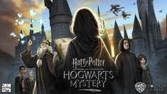 Mobile game developer Jam City this week launched the first trailer, as well as revealed a few new details, for its upcoming iOS and Android role-playing game set in the Harry Potter universe, called Harry Potter: Hogwarts Mystery. Harry Potter Sort, Harry Potter Games, Mundo Harry Potter, Harry Potter Hogwarts, Hermione Granger, Rose Carpet, Michael Gambon, Mundo Dos Games, Mystery Games