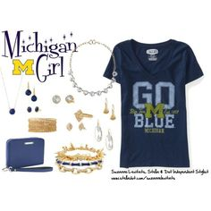 University of Michigan: Stella & Dot College Gameday 2013