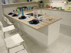 1000 images about inspiration cuisine on pinterest - Modele plan de travail cuisine ...