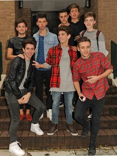 Your Definitive Style Guide to the Guys of Stereo Kicks Toms, Singer Fashion, New Hope Club, One Direction Pictures, Perfect People, True Beauty, My Boys, Celebrity News, Style Guides