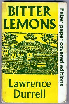 Lawrence Durrell, Bitter Lemons