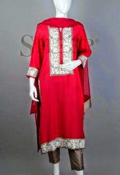 Stylish-Eid-Collection-2014-and-Sheep-Eid-dresses-2014-for-women-funfashion1.com+7.jpg 600×877 pixels