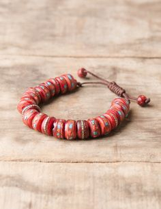 My Tibetan Healing Bracelet  was the perfect birthday gift that I could give to myself. You can't order one too at www.sivana.com ❤️