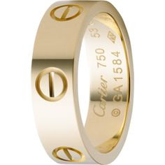 Ahhhh the Cartier Love ring! One day!!