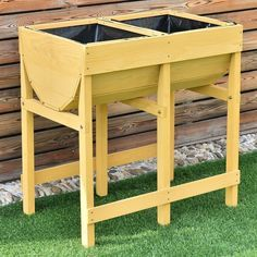 Wooden Planters, Large Planters, Flower Planters, Planter Boxes, Elevated Garden Beds, Raised Garden Beds, Raised Beds, Indoor Garden, Raised Gardens