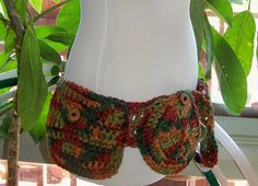 Autumn Love : Belt Bag Pocket Belt Fanny Pack. $48.00, via Etsy.
