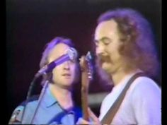 Almost Cut My Hair (HD HIGHEST RES ON YT) - Live Wembley 1974 - Crosby, Stills, Nash & Young - YouTube