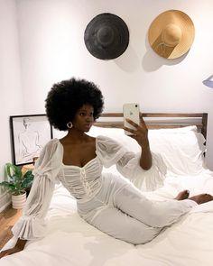 Brown Skin Girls, Brown Girl, 4c Hair, Natural Afro Hairstyles, Natural Hair Styles, Black Girl Magic, Black Girls, Beautiful Black Women, Beautiful People