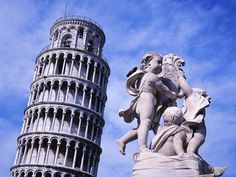 The Leaning Tower, Italy