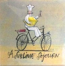 Frans Groenewald  A SubLIME Sojourn  Alice Art Gallery Africa Art, Out Of Africa, Chefs, Bicycle Painting, Kitchen Confidential, Bike Art, Kitchen Art, Bicycles, Childrens Books