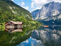 Lake Altaussee ,Austria