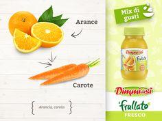 Avete già gustato il #Frullato Fresco #Arancia & #Carota? Una sola bottiglietta costituisce una delle cinque porzioni di #frutta e verdura giornaliere raccomandate. Scoprite gli #ingredienti freschissimi che lo compongono! http://www.dimmidisi.it/it/i_prodotti/bevande_fresche/frullato/arancia_and_carota/ #dimmidisi #oranges #carrots