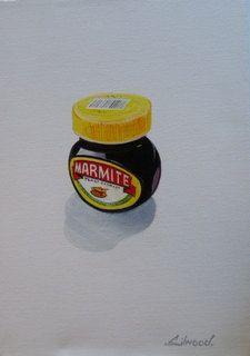 ,,, Marmite, Original Paintings, Artisan, The Originals, Bottle, Unique Jewelry, Etsy, Vintage, Flask