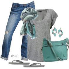 Love this esp the purse... :)