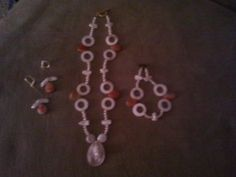 Hand crafted necklace by JTeddy