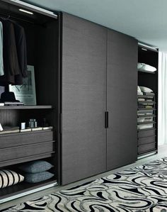 Best Modern Wardrobe Furniture Design For Awesome Home Inspiration – Home & Apartment Guide Wardrobe Room, Wooden Wardrobe, Wardrobe Design Bedroom, Wardrobe Furniture, Bedroom Furniture Design, Small Wardrobe, Furniture Layout, Furniture Stores, Custom Furniture
