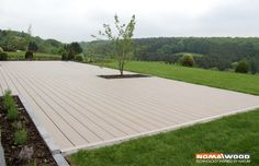 NOMAWOOD® System Exclusive DB1 Steppe #decking