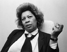 "Toni Morrison.  Pulitzer Prize, Nobel Prize, American Book Award, once called ""the nearest thing America has to a national novelist"""