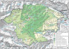 Triglav National Park Map Free travel advice http://airplane-discount.com