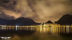 Lagoa à noite / Lagoa in the night - Rio de Janeiro