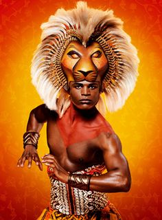 Andile Gumbi has joined the long-running Broadway production of 'The Lion King' as Simba.
