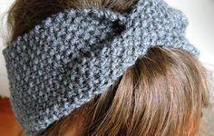 Twist headband Plus