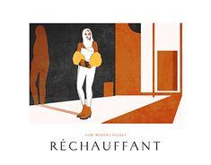 "Check out new work on my @Behance portfolio: ""rechauffant"" http://be.net/gallery/60036933/rechauffant"