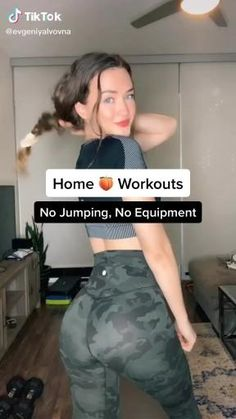 Full Body Gym Workout, Tiny Waist Workout, Gym Workout Videos, Gym Workout For Beginners, Fitness Workout For Women, Butt Workout, At Home Workouts, Fitness Workouts, Abs Workout Routines
