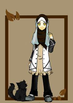 Sarah by VeynG on DeviantArt Hijab Drawing, Pet Names, Character Inspiration, Muslim, Cute Babies, Religion, Darth Vader, Deviantart, Cartoon