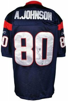 Andre Johnson Visits the Titans | NFL | Pinterest | The Titans and ...